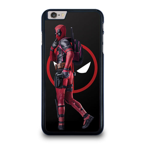 DEADPOOL WITH THE SYMBOLS iPhone 6 / 6S Plus Case
