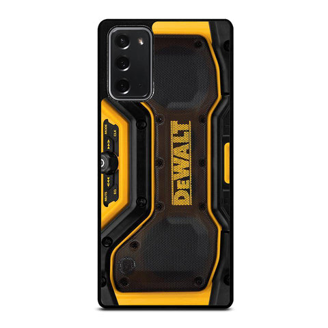 DEWALT JOBSITE Samsung Galaxy Note 20 Case
