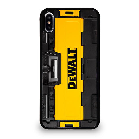 DEWALT CASE DESIGN iPhone XS Max Case