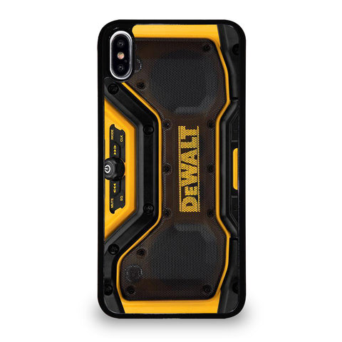 DEWALT JOBSITE iPhone XS Max Case