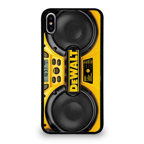 DEWALT PHOTO iPhone XS Max Case