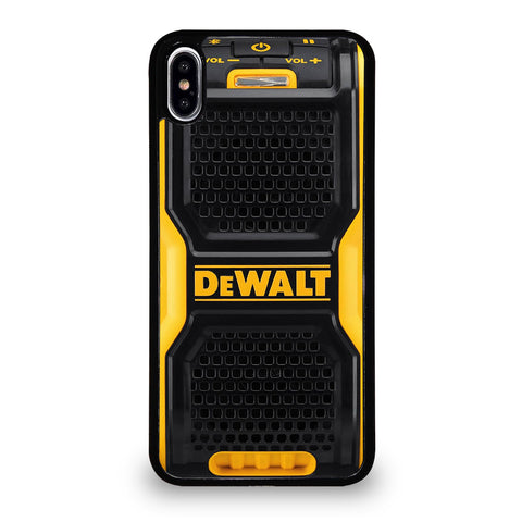 DEWALT RADIO iPhone XS Max Case