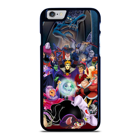 DISNEY VILLAINS iPhone 6 / 6S Case