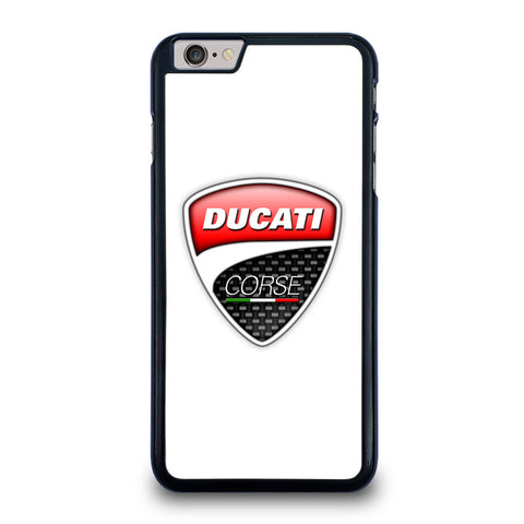 DUCATI LOGO WHITE iPhone 6 / 6S Plus Case