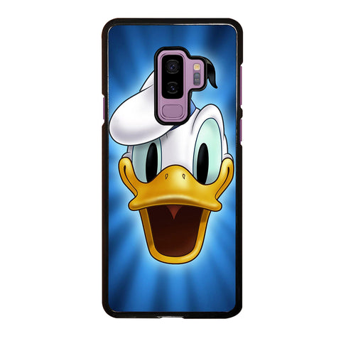 Donald Duck Cute Face Samsung Galaxy S9 Plus Case