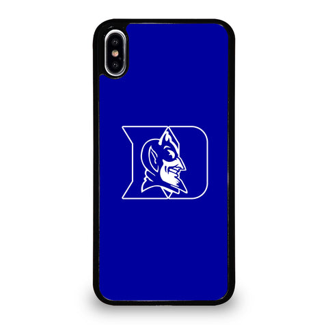 Duke Blue Devils iPhone XS Max Case