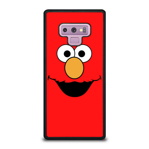 ELMO MINIMALIST FACE Samsung Galaxy Note 9 Case