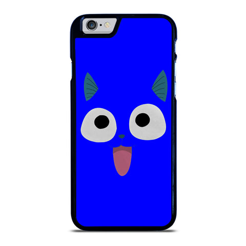 FAIRY TAIL HAPPY BLUE CHARACTER iPhone 6 / 6S Case