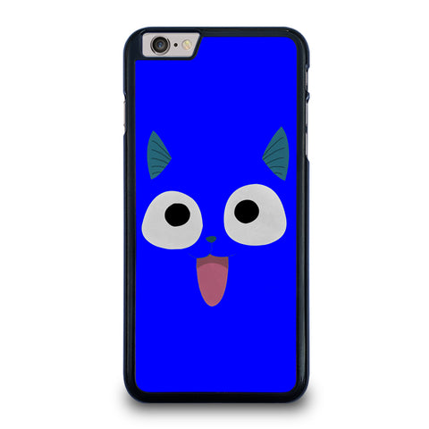 FAIRY TAIL HAPPY BLUE CHARACTER iPhone 6 / 6S Plus Case