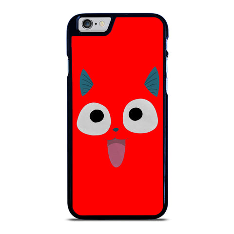 FAIRY TAIL HAPPY RED CHARACTER iPhone 6 / 6S Case