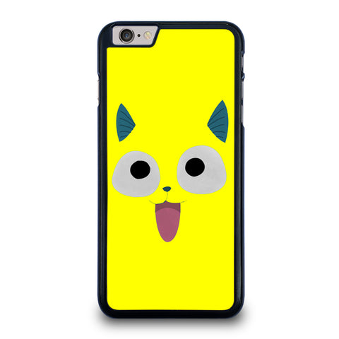 FAIRY TAIL HAPPY YELLOW CHARACTER iPhone 6 / 6S Plus Case