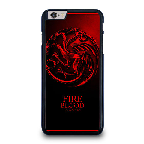 FIRE ANG BLOOD TARGARYEN iPhone 6 / 6S Plus Case
