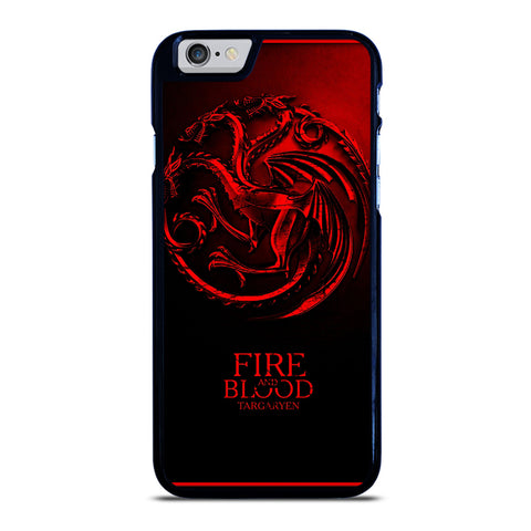 FIRE ANG BLOOD TARGARYEN iPhone 6 / 6S Case