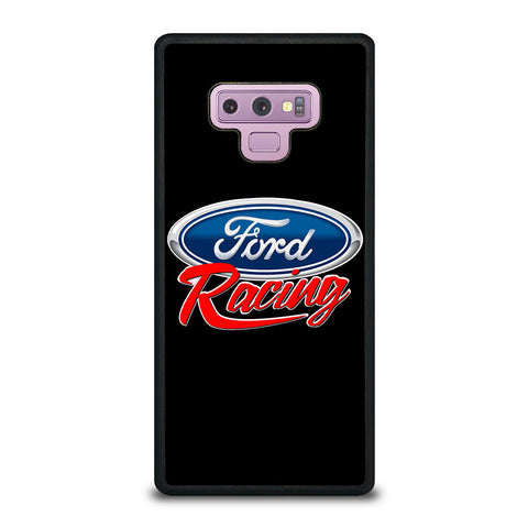 FORD RACING LOGO Samsung Galaxy Note 9 Case
