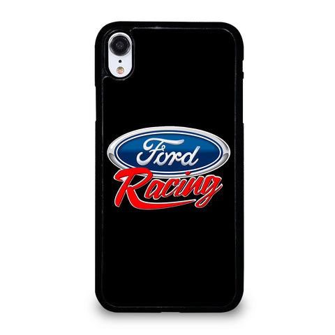 FORD RACING LOGO iPhone XR Case