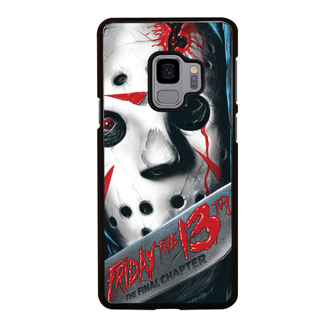 FRIDAY THE 13TH FINAL CHAPTER Samsung Galaxy S9 Case