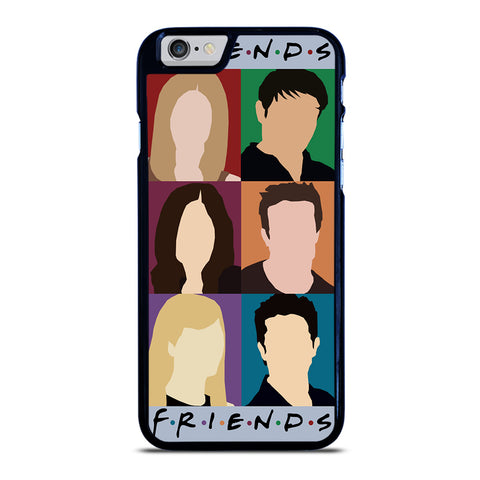 FRIENDS TV SHOW CHARACTERS iPhone 6 / 6S Case