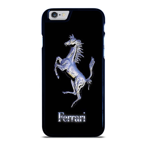 GLOSSY FERRARI iPhone 6 / 6S Case