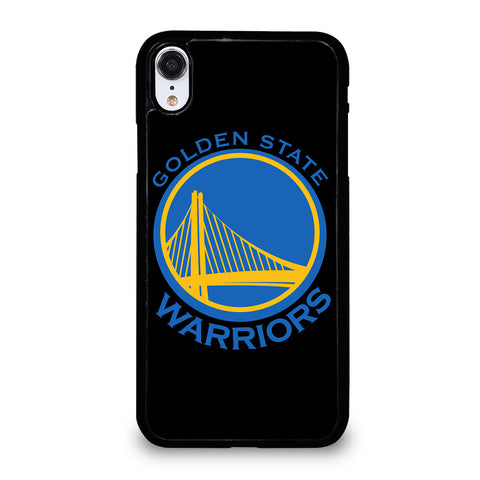 GOLDEN STATE WARRIORS IN B iPhone XR Case