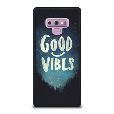 GOOD VIBES CASE Samsung Galaxy Note 9 Case
