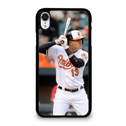 GREAT MANNY MACHADO iPhone XR Case