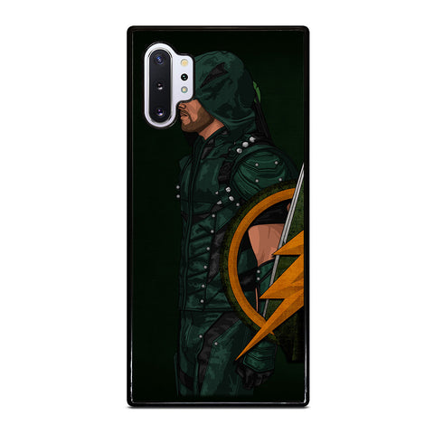 GREEN ARROW SIDE Samsung Galaxy Note 10 Plus Case Cover