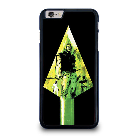 GREEN ARROW SYMBOL iPhone 6 / 6S Plus Case