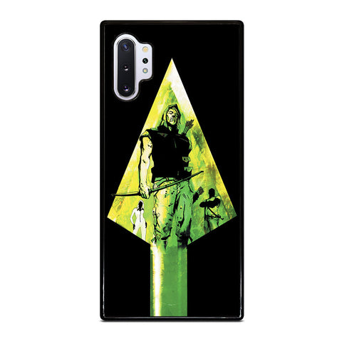 GREEN ARROW SYMBOL Samsung Galaxy Note 10 Plus Case Cover