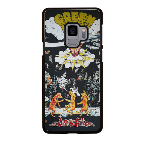GREEN DAY DOOKIE TOP Samsung Galaxy S9 Case