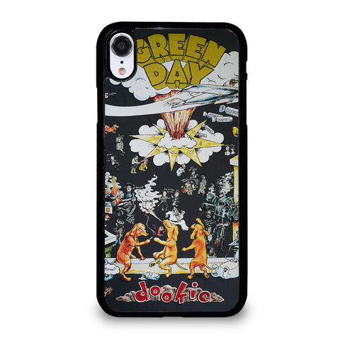 GREEN DAY DOOKIE TOP iPhone XR Case