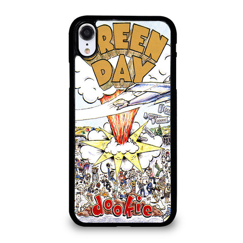 GREEN DAY DOOKIE iPhone XR Case