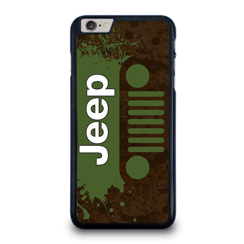 GREEN JEEP WRANGLER iPhone 6 / 6S Plus Case