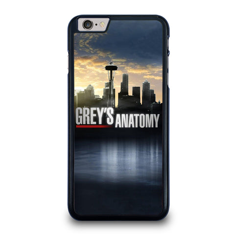 GREY'S ANATOMY CITY iPhone 6 / 6S Plus Case