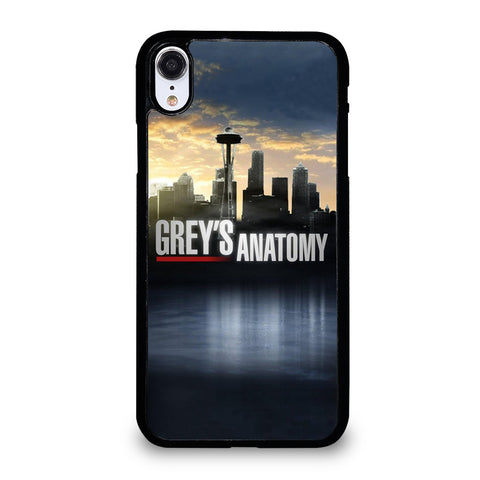 GREY'S ANATOMY CITY iPhone XR Case