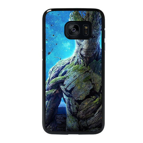 GUARDIANS OF THE GALAXY GROOT Samsung Galaxy S7 Edge Case