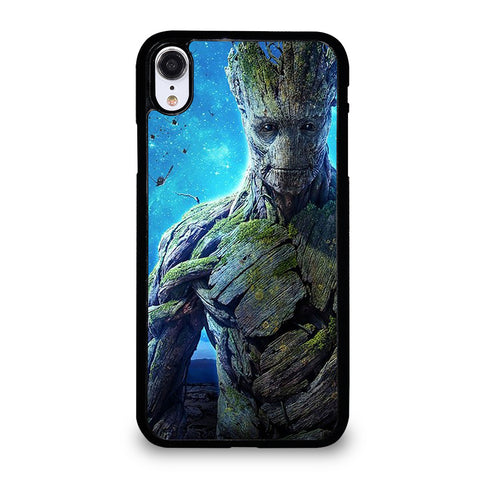 GUARDIANS OF THE GALAXY GROOT iPhone XR Case