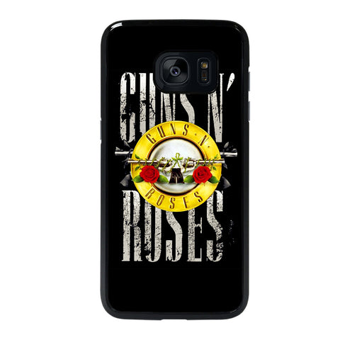 GUNS N ROSES BATCH Samsung Galaxy S7 Edge Case