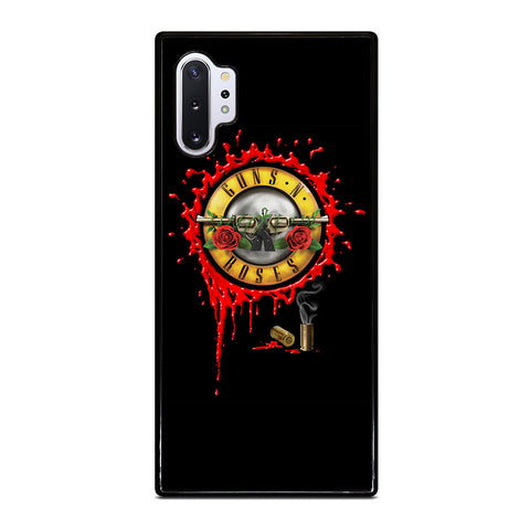 GUNS N ROSES CASE Samsung Galaxy Note 10 Plus Case Cover