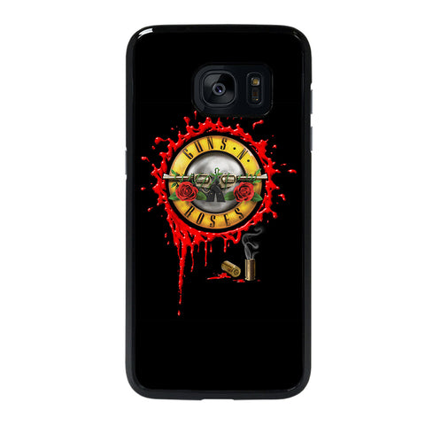 GUNS N ROSES CASE Samsung Galaxy S7 Edge Case