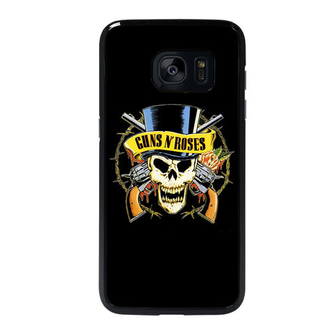 GUNS N ROSES EMBLEM Samsung Galaxy S7 Edge Case