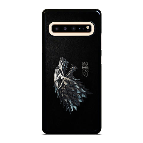 Game Of Thrones House Stark Landscape Samsung Galaxy S10 5G Case