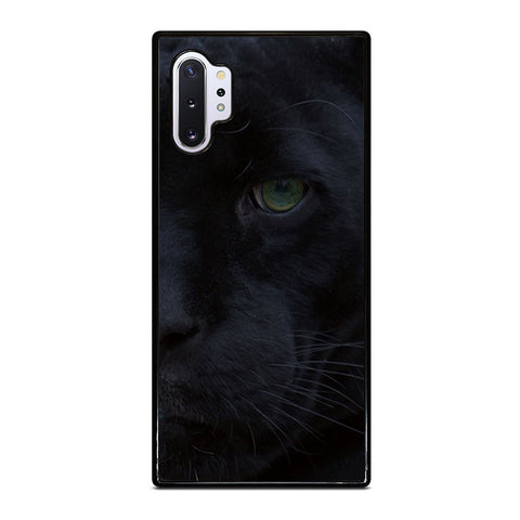 HALF FACE BLACK PANTHER Samsung Galaxy Note 10 Plus Case Cover
