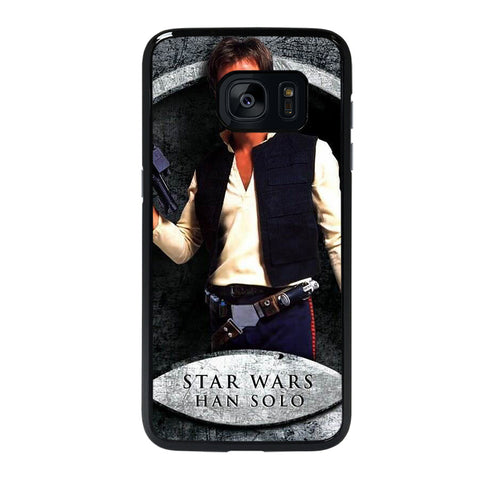 HANS SOLO STARWARS Samsung Galaxy S7 Edge Case