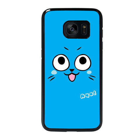 HAPPY FAIRY TAIL CHARACTER Samsung Galaxy S7 Edge Case