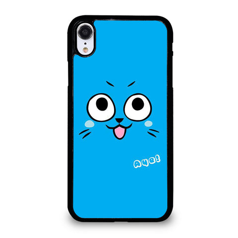 HAPPY FAIRY TAIL CHARACTER iPhone XR Case