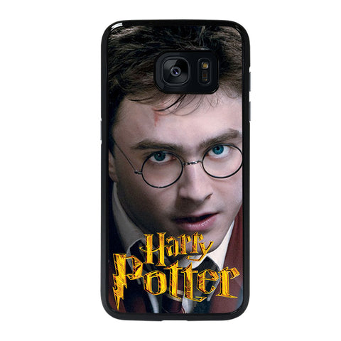 HARRY POTTER FACE Samsung Galaxy S7 Edge Case