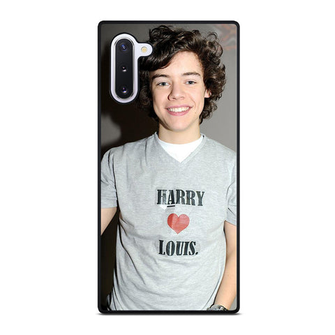 HARRY STYLES SOUL Samsung Galaxy Note 10 Case
