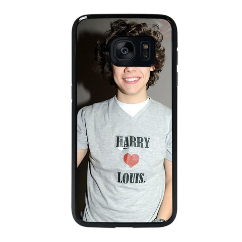 HARRY STYLES SOUL Samsung Galaxy S7 Edge Case