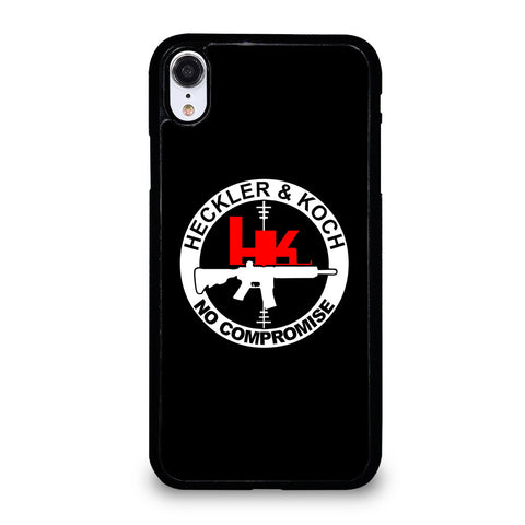 HECKLER & KOCH BATCH iPhone XR Case