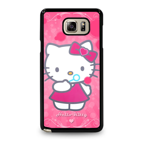 HELLO KITTY CUTE Samsung Galaxy Note 5 Case